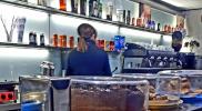 Il bar della mensa di Via Castro Laurenziano
