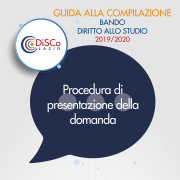 01 – Procedura di presentazione della domanda