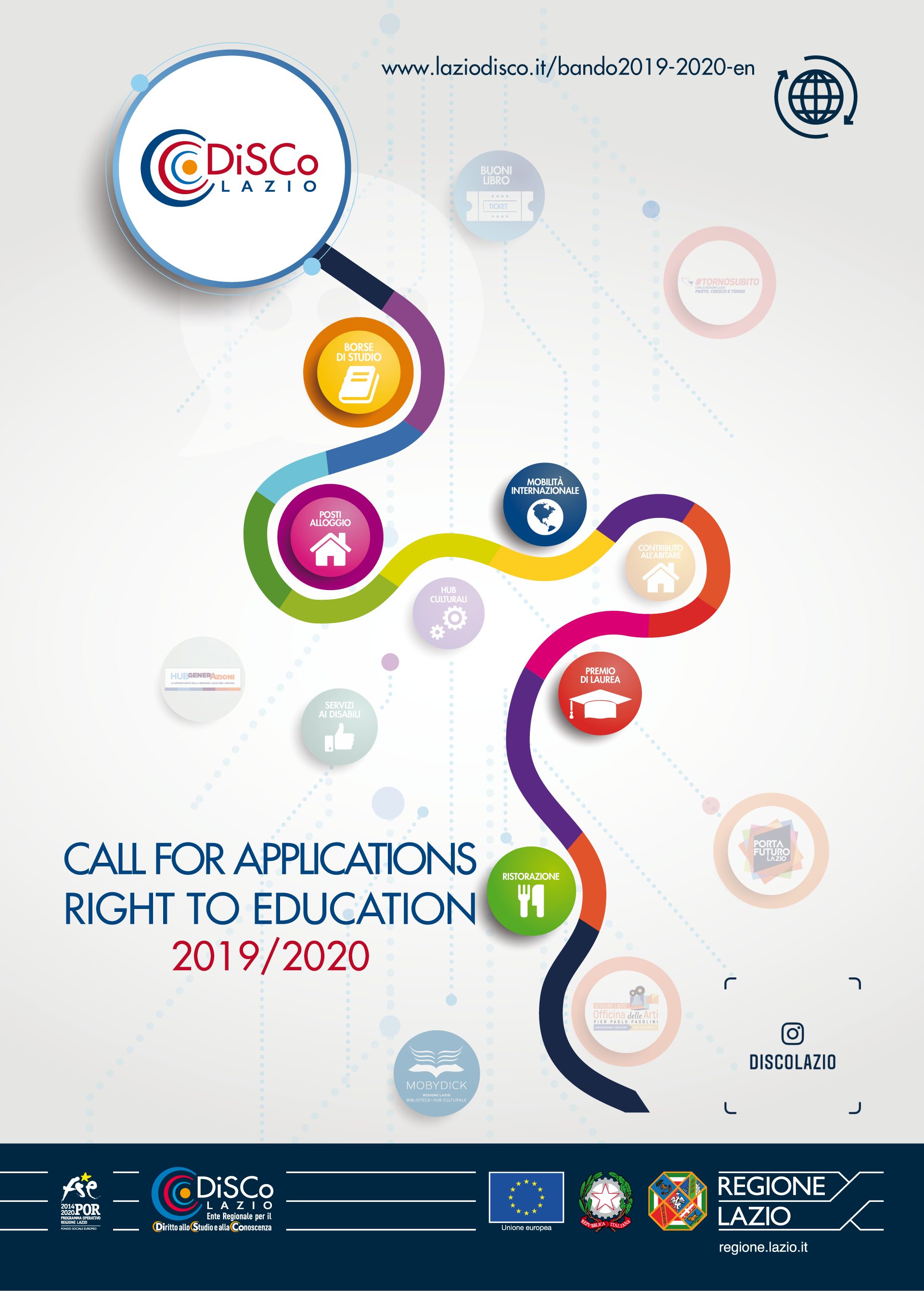 Call for Applications - Right to Education 2019/2020