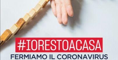 #iorestoacasa - Tutte le misure di contrasto e contenimento del corona virus adottate dalla Regione Lazio