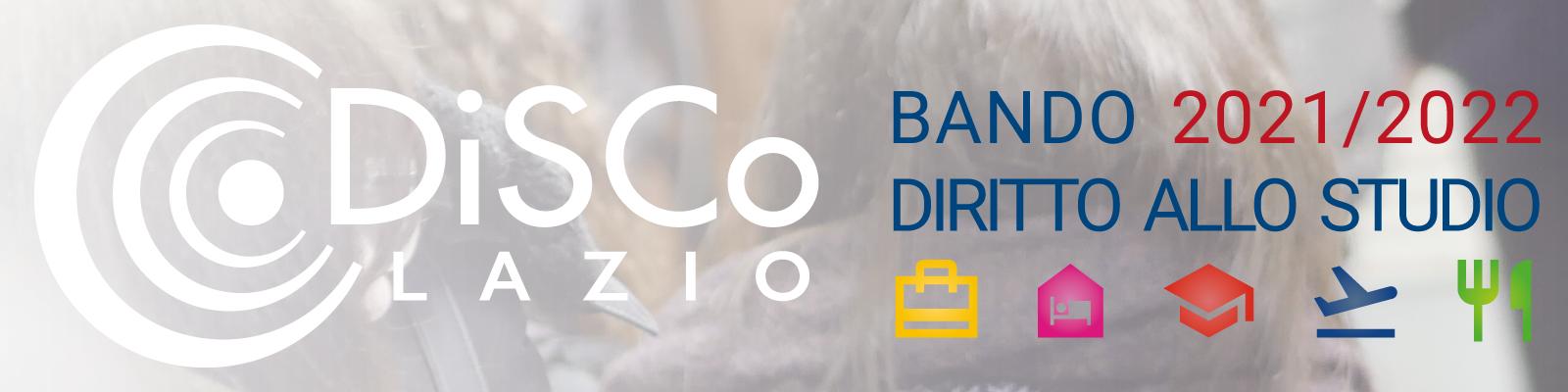 Bando Diritto allo Studio 2021/2022